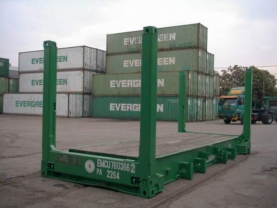 flat rack containers eliadis transport s a. Black Bedroom Furniture Sets. Home Design Ideas